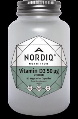 Muista tärkeä D3-vitamiini!